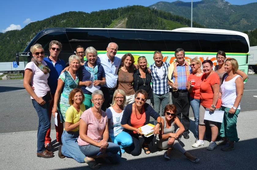 Chorausflug 2013 Südsteiermark